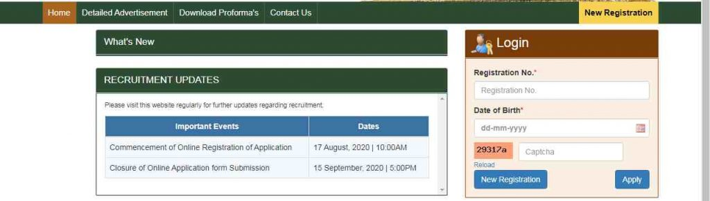 How to Apply for FRI Dehradun Recruitment for MTS and Others Posts