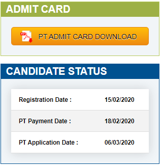 BPSC APO Admit Card 2021 Available Download Now