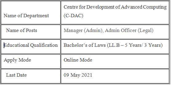 DGCA Jobs Vacancy 2021 | Law Officer Post